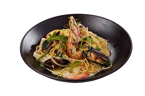 Seafood Pasta Cairns australia