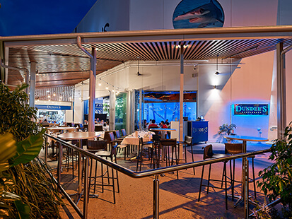 Terrace Dinging Cairns Oceanview